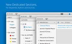 安利一款新的英文论文Reference管理神器-Papers 3